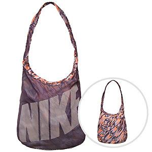 Nike Graphic Reversible Sporttasche Damen lila / schwarz