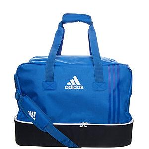 adidas Tiro Team Bag Bottom Compartment S Sporttasche blau / dunkelblau