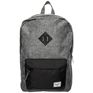 Herschel Heritage Daypack grau / schwarz