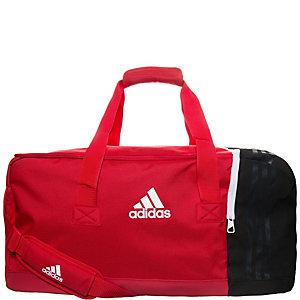 adidas Tiro Team Bag L Sporttasche rot / schwarz