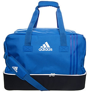 adidas Tiro Team Bag Bottom Compartment L Sporttasche blau / dunkelblau