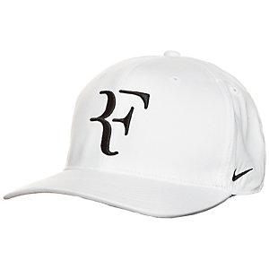 Nike AeroBill Roger Federer Cap weiß / schwarz