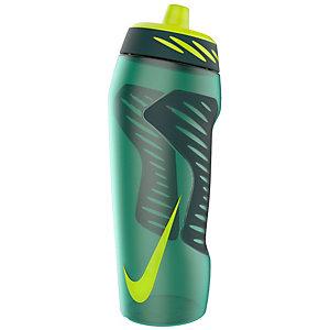 Nike Hyperfuel 24oz Trinkflasche grün / neongelb