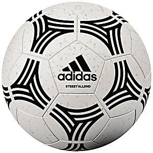 adidas Tango Allaround Fußball weiß / schwarz