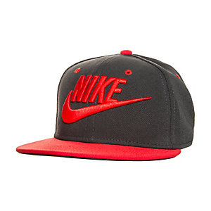 Nike Futura True Cap Kinder anthrazit / orange