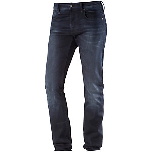 G-Star 3301 Slim Fit Jeans Herren black denim