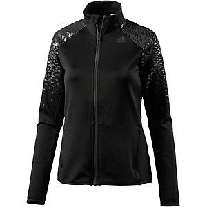 adidas Performance Funktionsjacke Damen schwarz