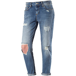 LTB Mika Boyfriend Jeans Damen destroyed denim