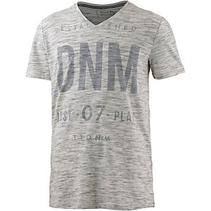 TOM TAILOR T-Shirt Herren grau