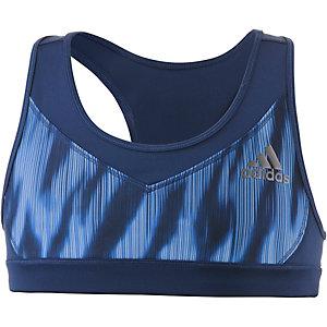 adidas Sport-BH Mädchen navy/blau