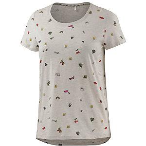 Only T-Shirt Damen beige