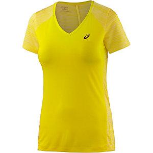 ASICS fuzeX Laufshirt Damen gelb
