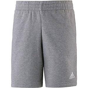 adidas Shorts Jungen hellgrau
