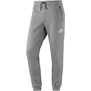 Nike NSW AV15 Sweathose Herren hellgrau