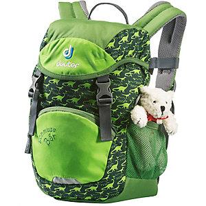 Deuter Schmusebär Wanderrucksack Kinder grün
