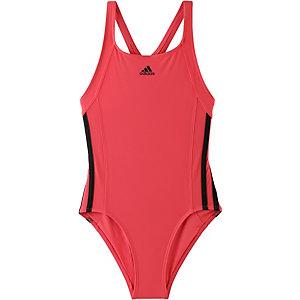 adidas Badeanzug Mädchen rot