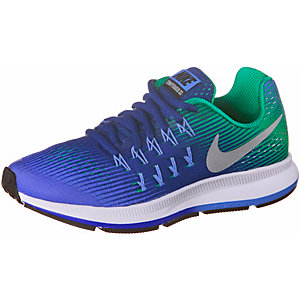 Nike Zoom Pegasus Laufschuhe Jungen blau