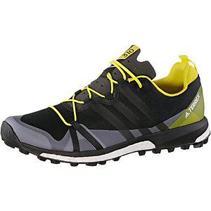 adidas Terrex Agravic Multifunktionsschuhe Herren dunkelgrau/gelb