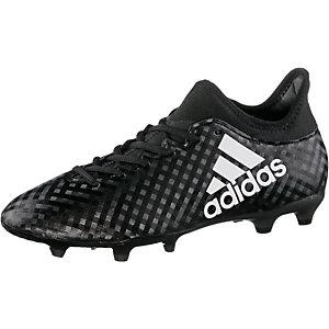adidas X 16.3 FG Fußballschuhe Herren schwarz