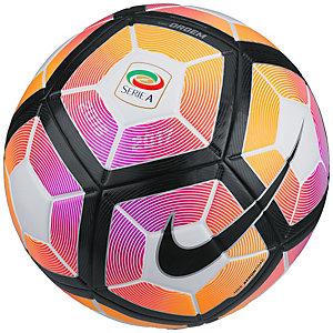 Nike Ordem 4 Serie A Tim 16/17 Größe 5 Fußball lila / schwarz