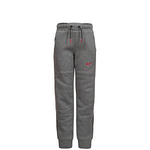 Nike Air Trainingshose Kinder grau / rot