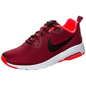 Nike Air Max Motion Low Premium Sneaker Herren rot / orange