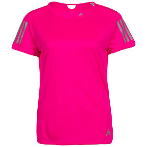 adidas Response Laufshirt Damen pink
