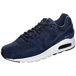 Nike Air Max Command Premium Sneaker Herren dunkelblau / schwarz