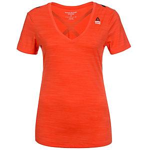 Reebok CrossFit Activchill Funktionsshirt Damen orange