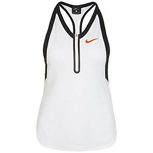 Nike Maria Premier Funktionstank Damen weiß / schwarz