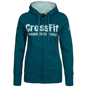 Reebok CrossFit Trainingsjacke Damen blau