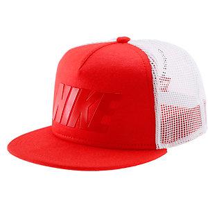 Nike Y NK TRUE MESH TRUCKER Cap rot/weiß
