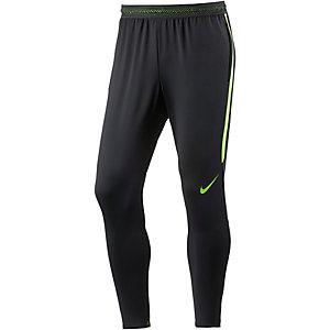 Nike Strike Funktionshose Herren schwarz/grün