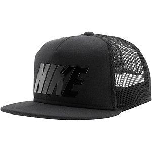 Nike Y NK TRUE MESH TRUCKER Cap schwarz