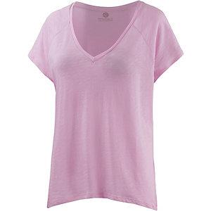 Mandala T-Shirt Damen rosa