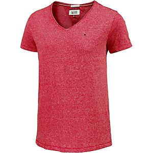 Tommy Hilfiger V-Shirt Herren rot