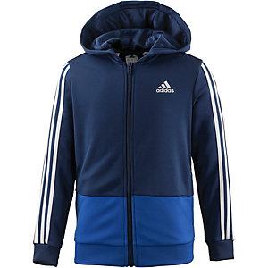 adidas Funktionsjacke Jungen navy/blau