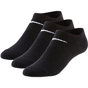 Nike Lightweight No Show Sneakersocken schwarz