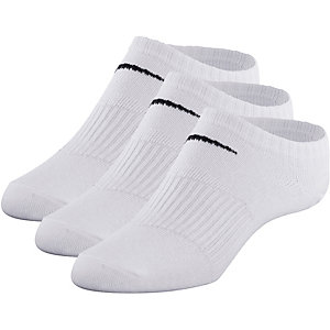 Nike Lightweight No Show Sneakersocken weiß