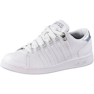 K-Swiss Lozan III TT Metallic Sneaker Damen weiß-silber