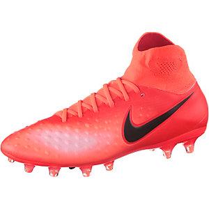 Nike MAGISTA ORDEN II FG Fußballschuhe Herren orange/schwarz