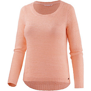 Only Strickpullover Damen apricot