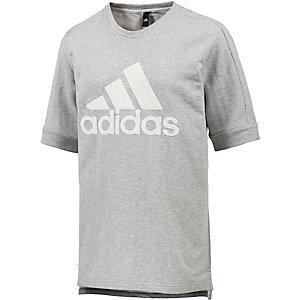 adidas T-Shirt Herren graumelange