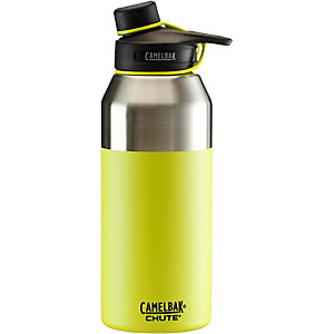 Camelbak Chute Vacuum Insulated Stainless, 40 oz Isolierflasche neongrün