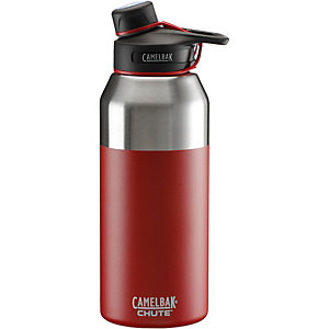 Camelbak Chute Vacuum Insulated Stainless, 40 oz Isolierflasche rot