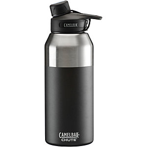 Camelbak Chute Vacuum Insulated Stainless, 40 oz Isolierflasche schwarz