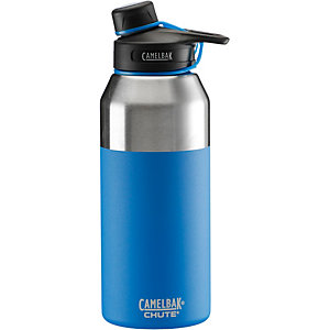 Camelbak Chute Vacuum Insulated Stainless, 40 oz Isolierflasche blau