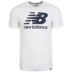 NEW BALANCE Classic T-Shirt Herren weiß