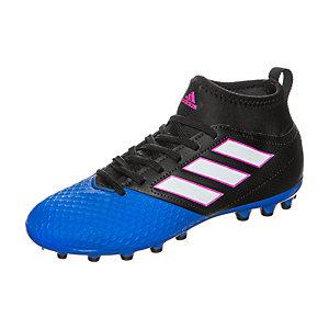 adidas ACE 17.3 Fußballschuhe Kinder schwarz / blau