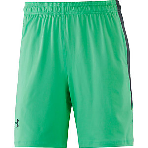 Under Armour HeatGear Raid Funktionsshorts Herren grün